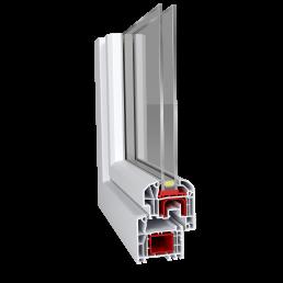 Συνθετικό κούφωμα Aluplast 4000 70mm