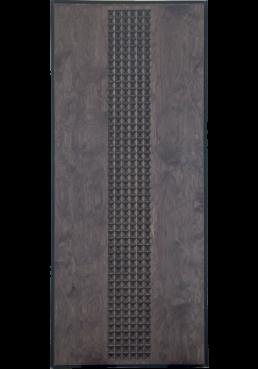 Εικόνα Θωρακισμένη Πόρτα Πλακάζ θαλάσσης με τρισδιάστατο σχέδιο