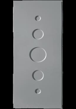 Εικόνα Θωρακισμένη Πόρτα Λάκα RAL
