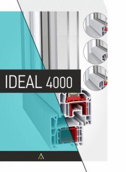 Συνθετικό Κούφωμα IDEAL 4000