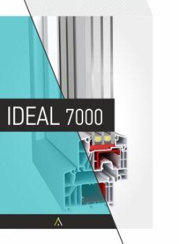 Συνθετικό Κούφωμα IDEAL 7000