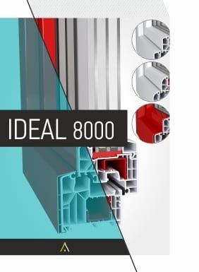 Συνθετικό Κούφωμα IDEAL 8000