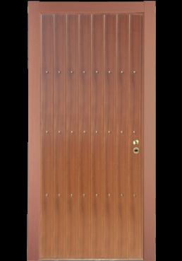 Εικόνα Θωρακισμένη Πόρτα Καρυδιά χειροποίητο