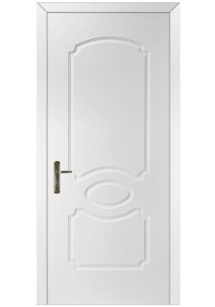 Εικόνα Θωρακισμένη Πόρτα Λάκα παντογραφικό