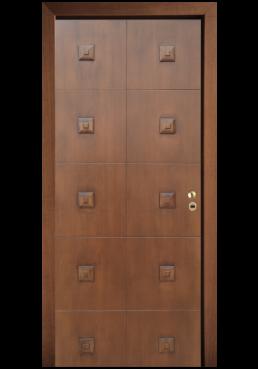 Εικόνα Θωρακισμένη Πόρτα Ημιμασίφ