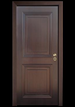 Εικόνα Θωρακισμένη Πόρτα Χειροποίητη με μασίφ κορδόνι