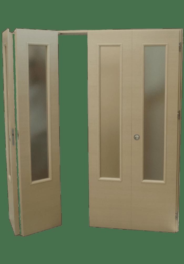 Εικόνα Θωρακισμένη Πόρτα Πολύσπαστη τετράφυλλη