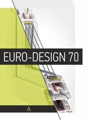 Συστήματα Παραθύρων EURO DESIGN 70
