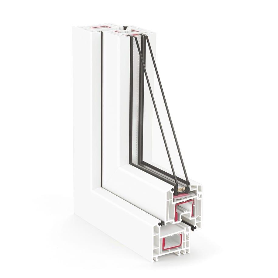 Συστήματα Παραθύρων EURO-DESIGN 70